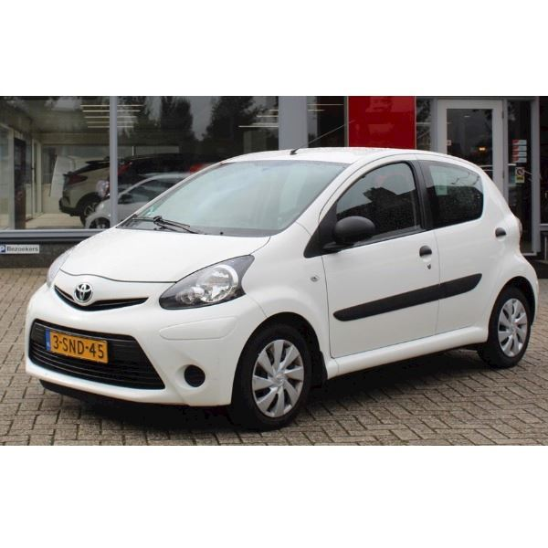 Toyota Aygo met airco